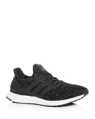 Men's Ultraboost Knit Low Top Sneakers by Adidas