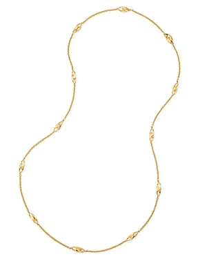 Marco Bicego 18K Yellow Gold Lucia Long Station Necklace, 36 - 100% Exclusive
