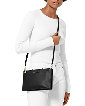 0738371d2f41 ... MICHAEL Michael Kors - Large Double Pouch Leather Crossbody