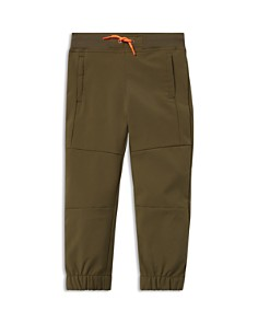 Ralph Lauren - Boys' Stretch Poplin-Mesh Jogger Pants - Little Kid