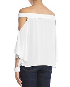 Bailey 44 - Liberty Off-the-Shoulder Georgette Top