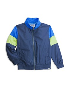 Sovereign Code - Boys' Game Day Zip Windbreaker Jacket - Little Kid, Big Kid