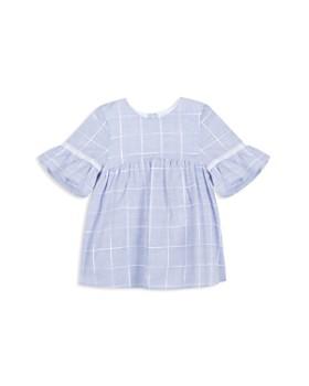 Tartine et Chocolat - Girls' Windowpane Dress - Baby