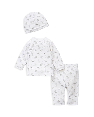 Little Me Boys' Safari Beanie, Top & Leggings Set - Baby