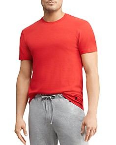 Polo Ralph Lauren - Wicking Classic Fit Crewneck Tee - Pack of 3