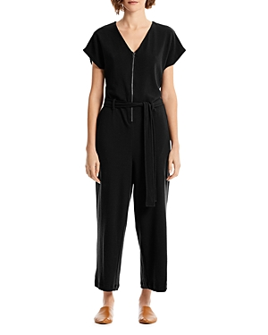Michael Stars Suits FIONA ZIP-FRONT JUMPSUIT