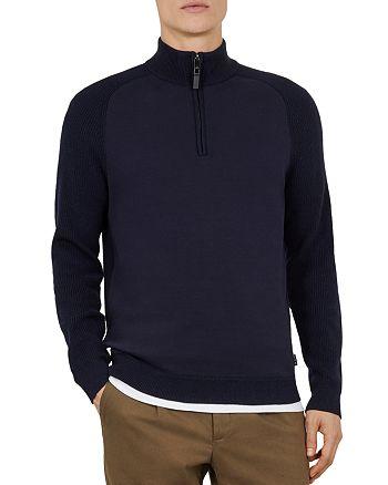 Ted Baker - Shurton Funnel Neck Sweater