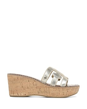 2c16337018b ... Sam Edelman - Women s Regis Platform Wedge Sandals