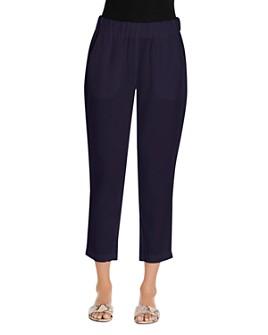Michael Stars - Rima Cropped Linen Pants