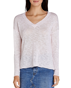 Michael Stars Sweaters TAMI V-NECK SWEATER