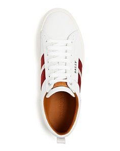 Bally - Men's Helvio Leather Low-Top Lace Up Sneakers