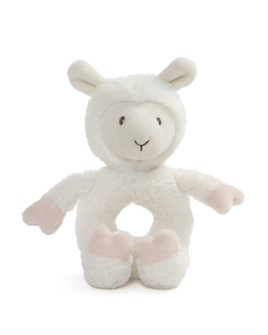Gund - Llama Ring Rattle - Ages 0+