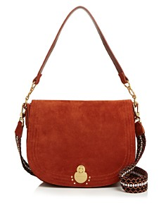 Longchamp - Cavalcade Wild Shoulder Bag