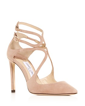 15ad98a7f26 Jimmy Choo - Women s Lancer 100 Pointed-Toe Pumps ...