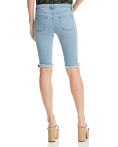 J Brand - 811 Denim Bermuda Shorts in Verity