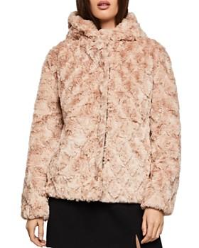 44082b27ddf Women s Fur Coats  Fur and Faux Fur Coats - Bloomingdale s