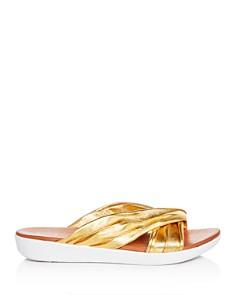 FitFlop - Women's Twine Platform Thong Sandals
