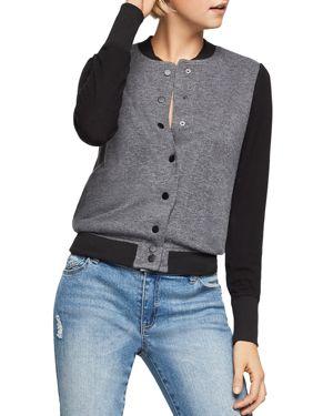 BCBGeneration Brushed Knit Sweater Jacket