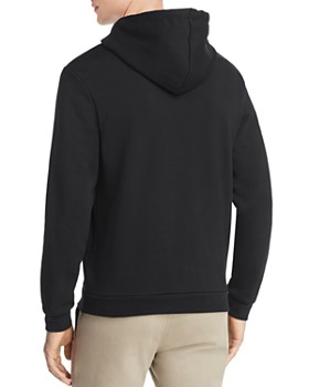 Fred Perry - Embroidered Logo Hooded Sweatshirt
