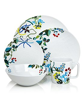 Bernardaud - Organza Jardin Dinnerware