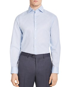 Armani - Stitched Classic Fit Dress Shirt