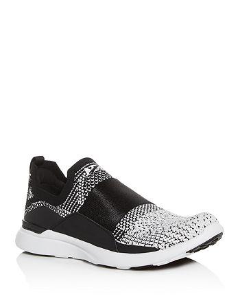 APL Athletic Propulsion Labs - Women's Techloom Bliss Low-Top Running Sneakers