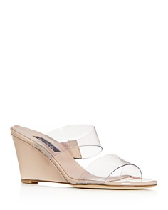 SJP by Sarah Jessica Parker - Women's Fleur Wedge Sandals - 100% Exclusive