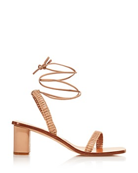 LoQ - Women's Leona Leather Sandals