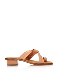 LoQ - Women's Pau Leather Sandals