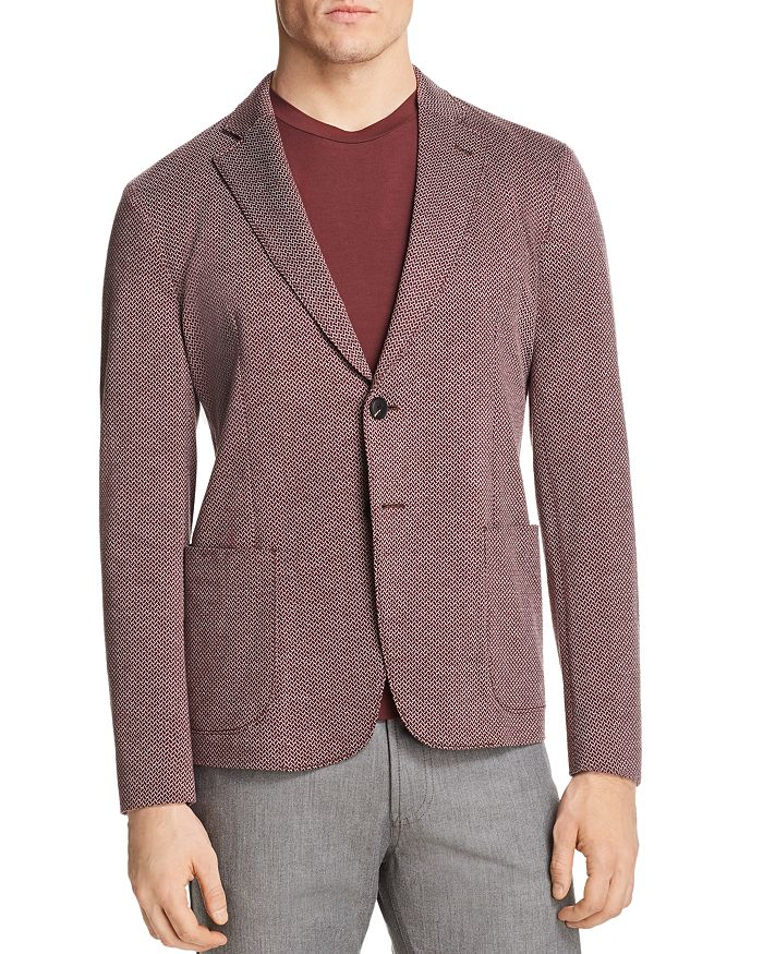 Armani - Regular Fit Soft Jacket