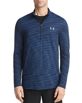 Under Armour - Vanish HeatGear® Long-Sleeve Half-Zip Tee
