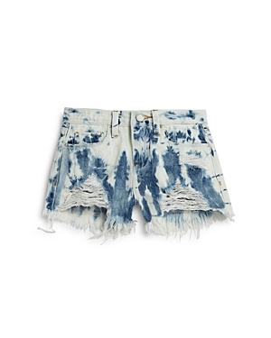 Blanknyc Girls TieDyed Denim Shorts  Big Kid