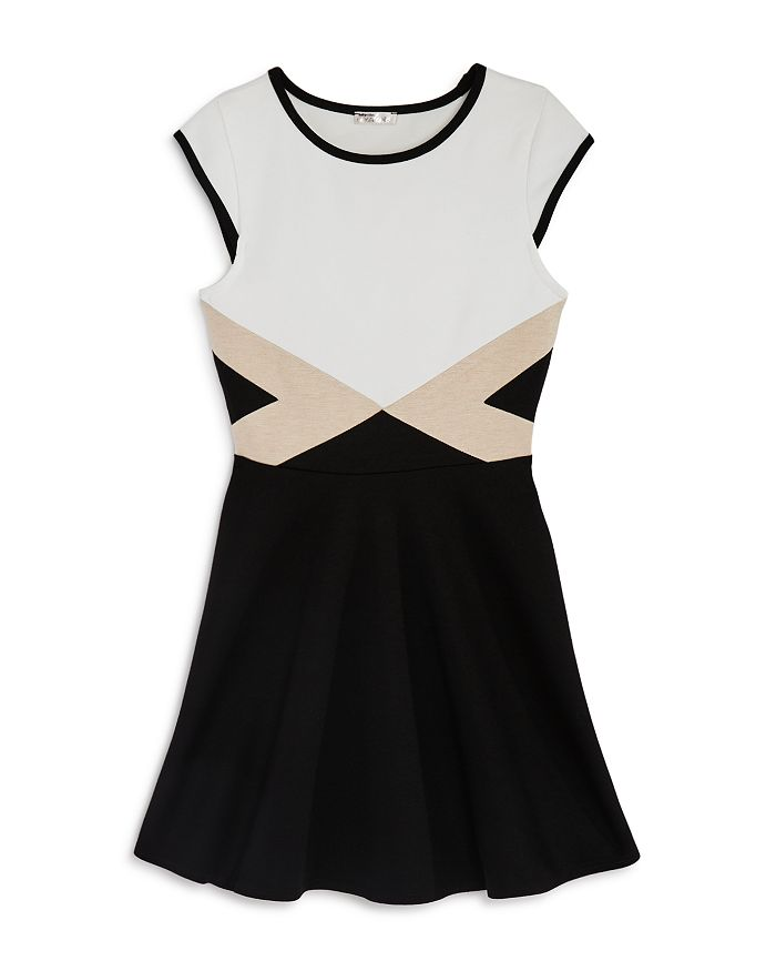 Sally Miller - Girls' The Vera Fit-and-Flare Dress - Big Kid