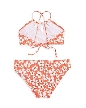 Splendid - Girls' Floral 2-Piece Swimsuit, Big Kid - 100% Exclusive