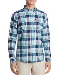 Barbour - Madras Slim Fit Button-Down Shirt