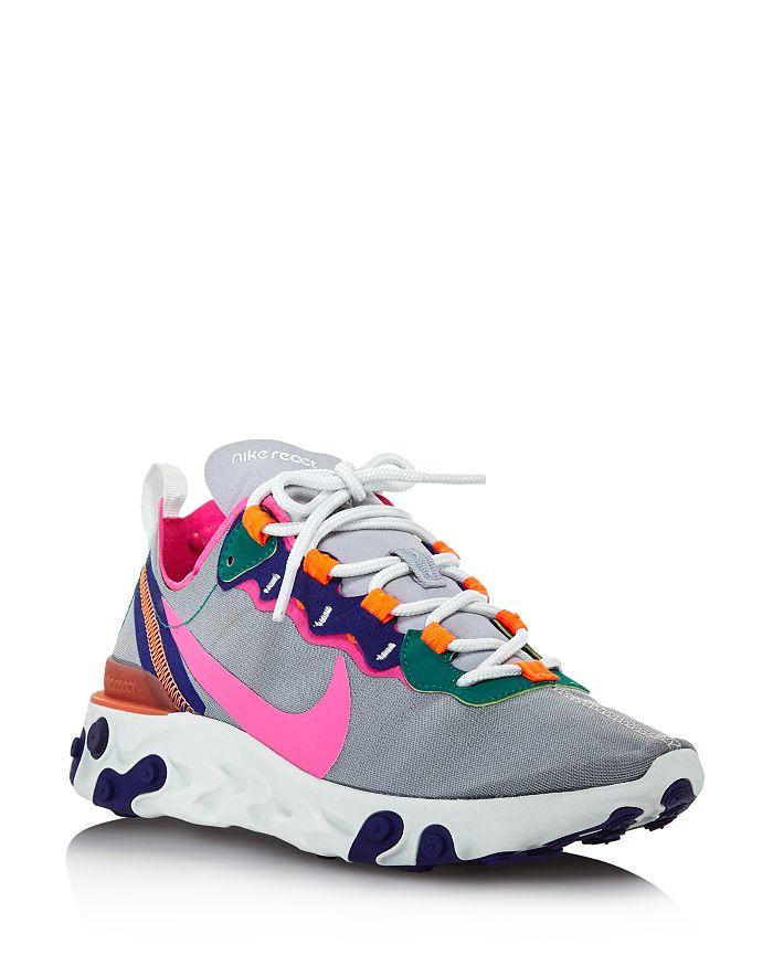 huge discount d1781 d1763 Nike - Women s React Element 55 Sneakers