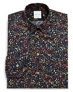 Paul Smith - Liberty Floral Slim Fit Dress Shirt