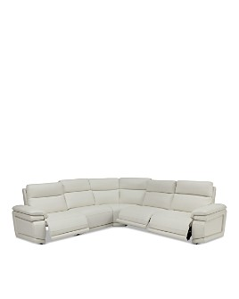 Chateau D'ax - Astro 5-Piece Sectional - 100% Exclusive