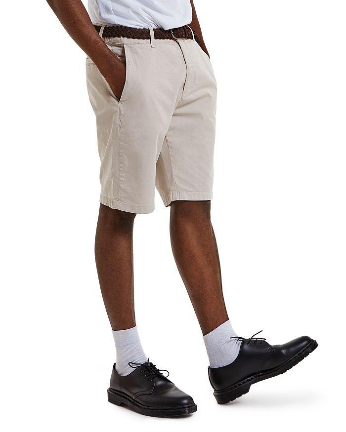 NN07 - Crown Flat-Front Slim Fit Shorts