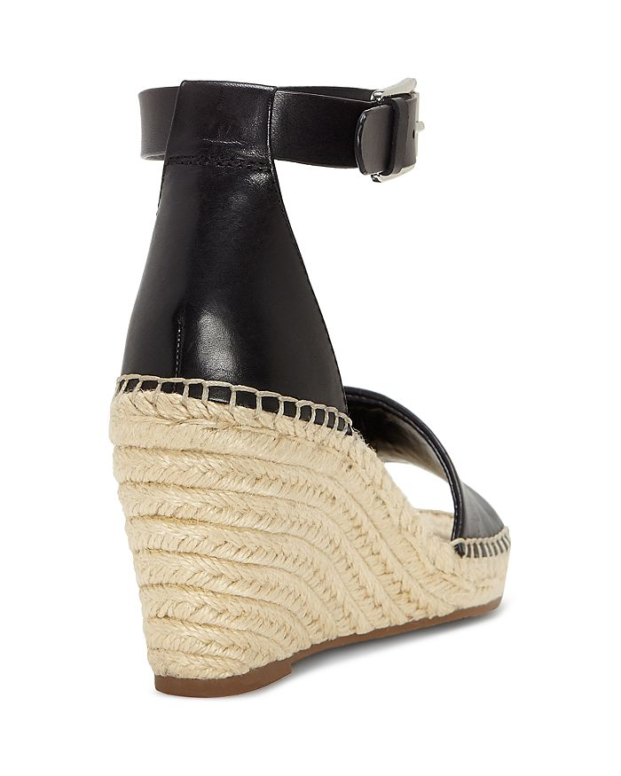 cdb6be01ee7 VINCE CAMUTO Women s Leera Suede Espadrille Wedge Sandals ...