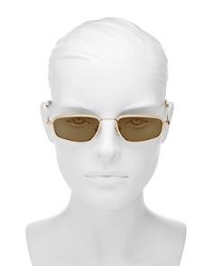 Jimmy Choo - Women's Square Sunglasses, 53mm