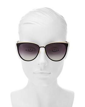 800477a6b99 ... 57mm kate spade new york - Women s Jabrea Cat Eye Sunglasses