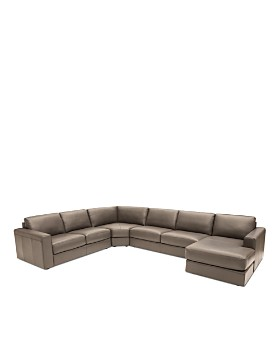 Chateau D'ax - Greyson 4-Piece Sectional - 100% Exclusive