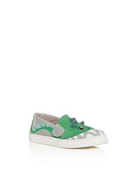 bde27a8264a TOMS - Boys  Dino Glow-in-the-Dark Luca Low-Top ...