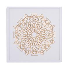 Bassett Mirror - Gold Foil Mandala I Wall Art