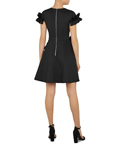Ted Baker - Luuciee Ruffle-Trimmed Dress