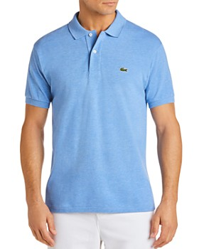 91d827f50 Lacoste - Heathered Pique Polo ...