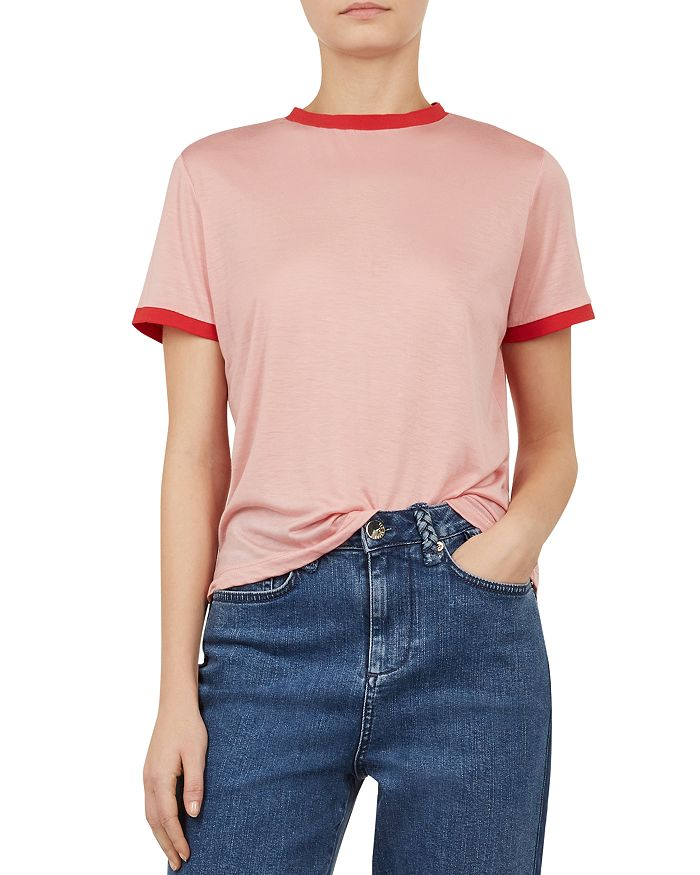 Ted Baker - Colour by Numbers Riola Ringer Tee