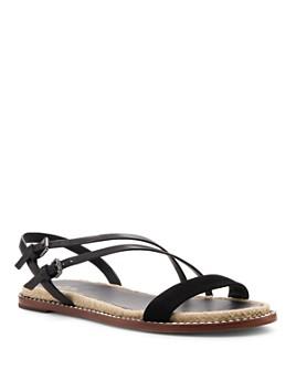 Botkier - Women's Island Leather & Suede Sandals