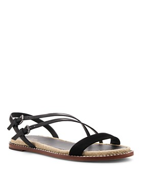 Botkier - Women's Island Leather & Suede Sandals